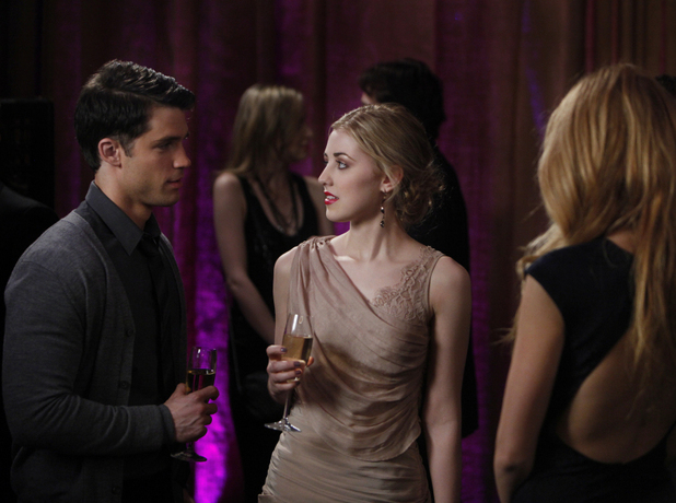 Gossip Girl s05e19: 'It Girl, Interrupted'