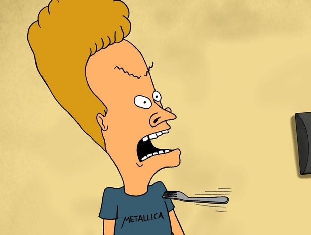 'Beavis & Butt-head' still