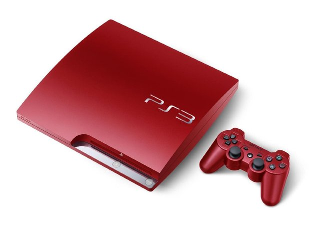 Red Playstation