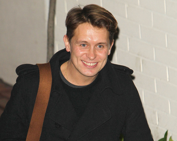 Mark Owen of Take That