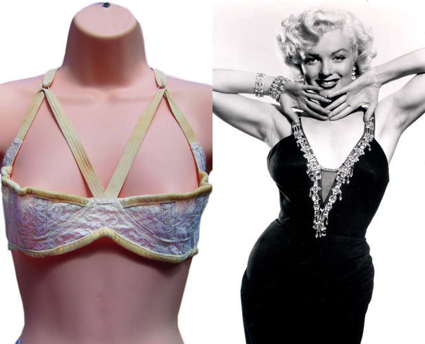 Marilyn Monroe's bra