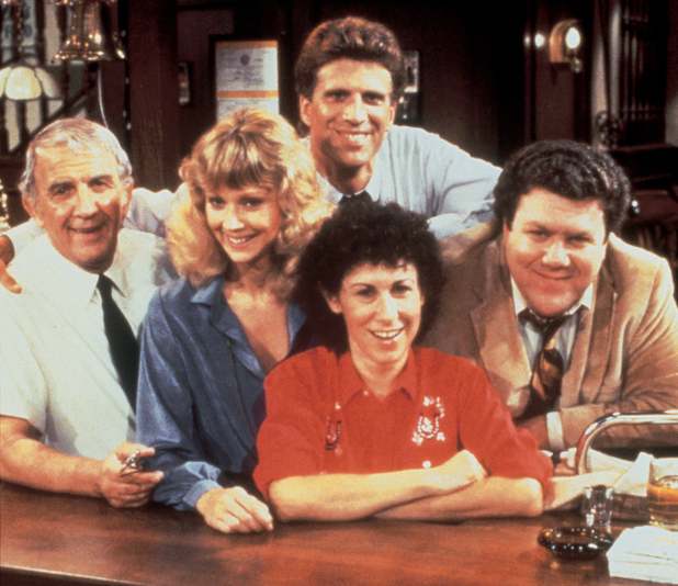 The cast of &#39;Cheers&#39;