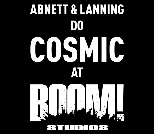 Dan Abnett, Andy Landing go cosmic at BOOM! Studios - Teaser