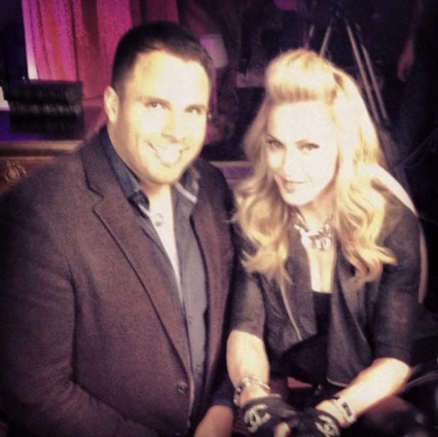 Dan Wotton, Madonna