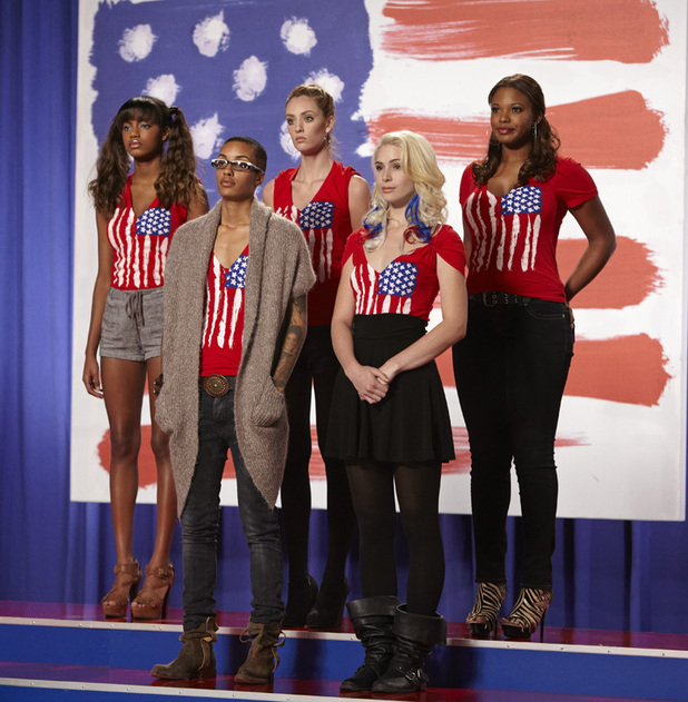 ANTM British Invasion Episode 6: Eboni, Azmarie, Kyle, Laura and Seymone