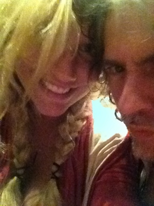 Kesha and Wayne Coyne