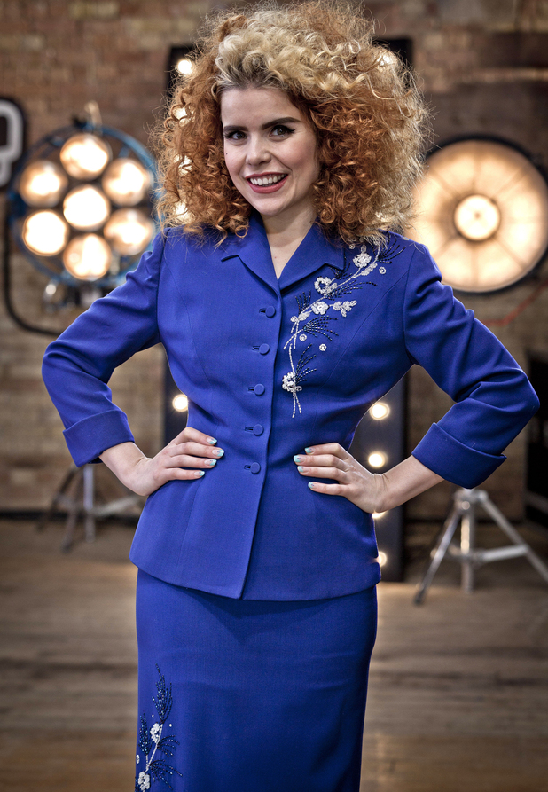 Paloma Faith acts as Danny's guest mentor.