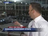 Naked woman at Denver Airport Report still