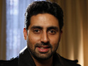 Abhishek Bachchan refuses to confirm whether he will appear on screen with Aishwarya Rai-Bachchan.