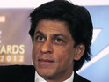 Shah Rukh Khan reveals he didn't originally want to be a romantic hero.