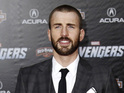 Chris Evans says he thought he'd be a failure if he didn't live in the woods.