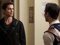 Quinn's fate is revealed while Blaine's brother pays a visit.