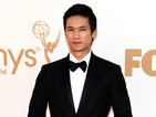 Glee star Harry Shum Jr 'engaged to Shelby Rabara'