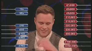 Olly Murs on Celebrity Deal or No Deal - Preview
