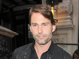 Sean William Scott promoting his new film 'American Reunion' at various venues around town. London