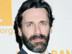 Jon Hamm at the Food Bank For New York City 2012 Can-Do Awards Gala at Cipriani Wall Street New York City