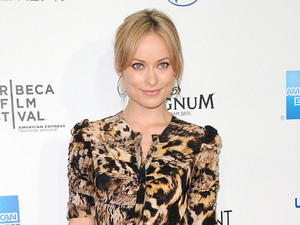 Olivia Wilde, Tribeca Film Festival opening night - Five Year Engagement - Arrivals New York City