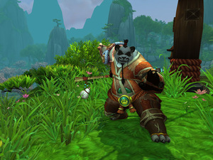 &#39;World of Warcraft: Mists of Pandaria&#39; screenshot