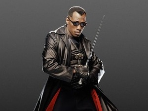 Blade: Trinity (2005): Wesley Snipes's vampire hunter encountered Dominic Purcell as the Marvel Comics interpretation of the character.