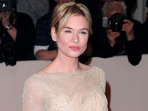 Renée Zellweger - The star of the the Bridget Jones series is 43 on Wednesday.
