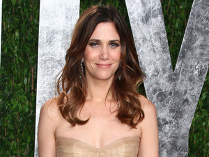 Kristen Wiig 2012 Vanity Fair Oscar Party at Sunset Tower Hotel - Arrivals West Hollywood