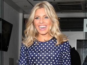 Mollie King from The Saturdays