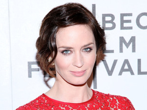 Emily Blunt Tribeca Film Festival - Your Sister's Sister - Arrivals New York City