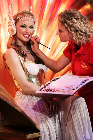 waxwork, Kylie Minogue