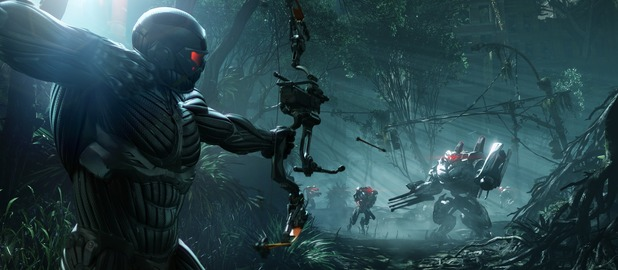 Crysis 3 first images 
