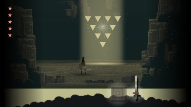 &#39;Superbrothers: Sword and Sworcery EP&#39; screenshot