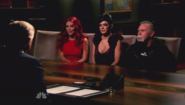 Celebrity Apprentice s12e09: 'Puppet Up!'