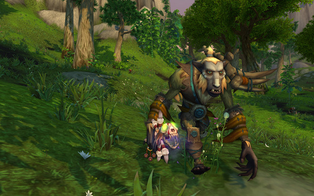 'World of Warcraft: Mists of Pandaria' screenshot