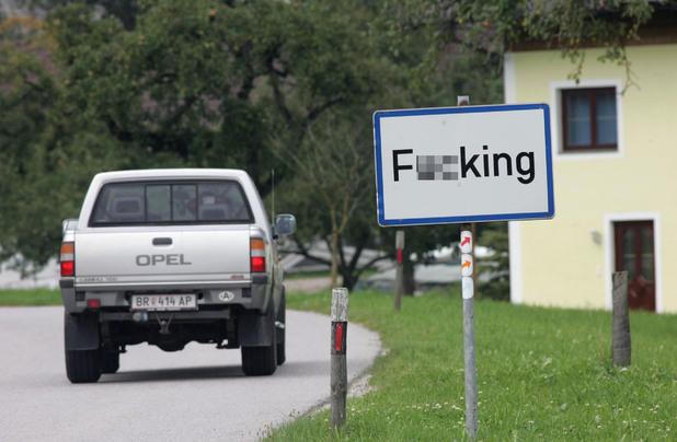 Fucking Street