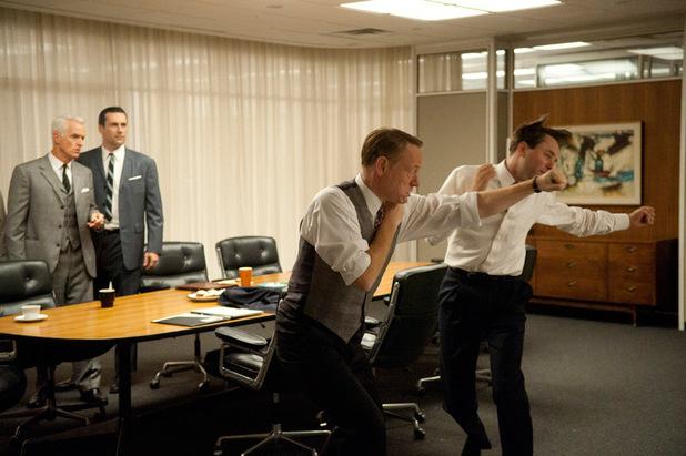 Mad Men S05E05: 'Signal 30'