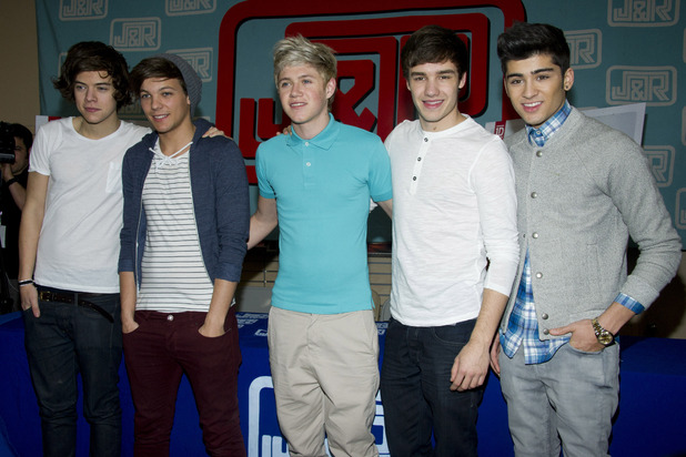 One Direction, US