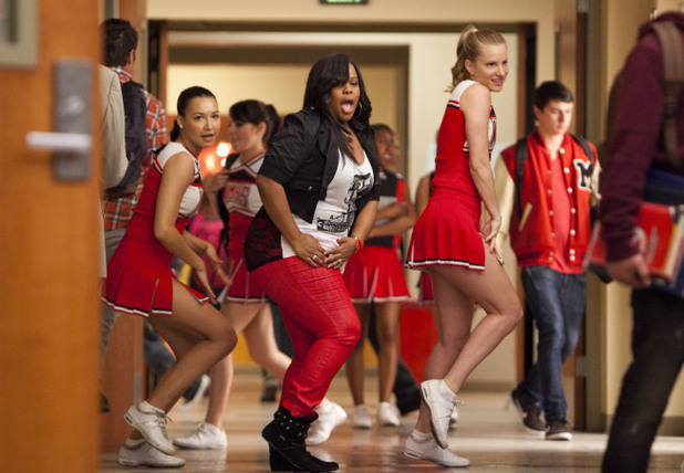 Glee s03e16: &#39;Saturday Night Glee-ver&#39;