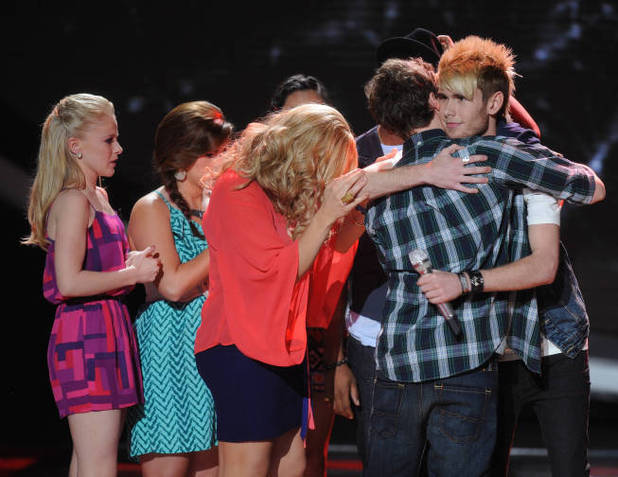 American Idol - Colton Dixon is eliminated