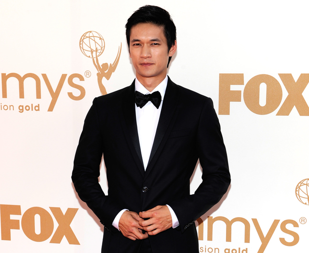 Harry Shum Jr. - The Glee star is 30 on Saturday.