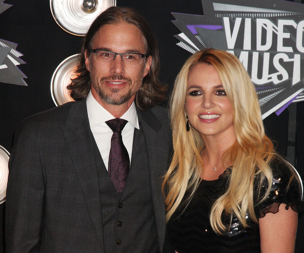 Britney Spears, boyfriend Jason Trawick