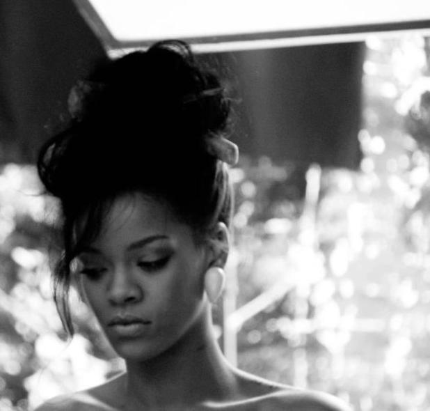 Rihanna teaser