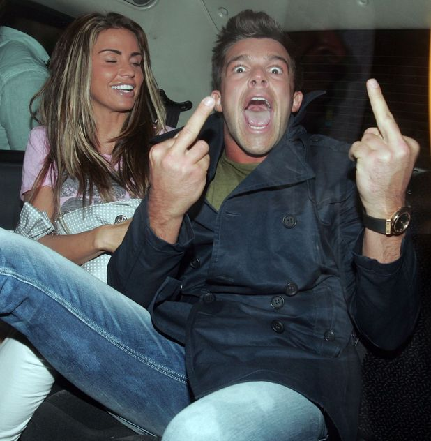 Katie Price, Leandro Penna out in London