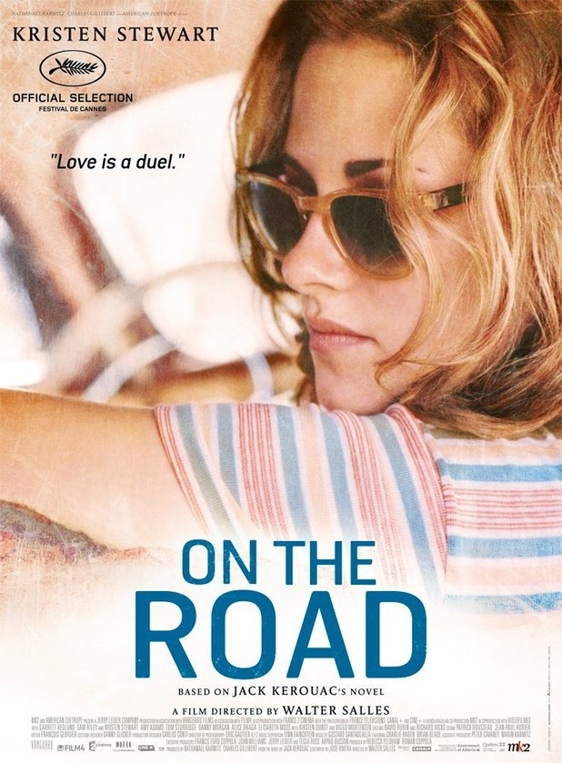 On the Road: Character Posters