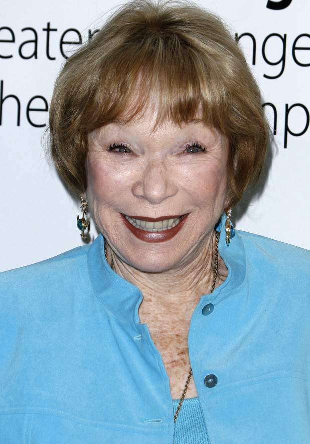 Shirley MacLaine - The Academy Award-winning actress, who will star in the third series of 'Downton Abbey', turns 78 on Tuesday.