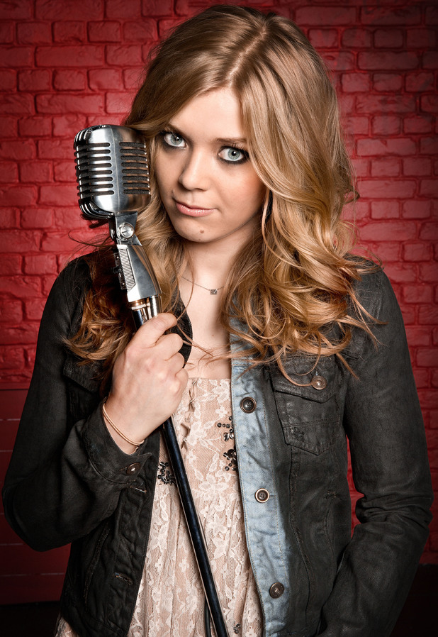Team Jessie: Becky Hill