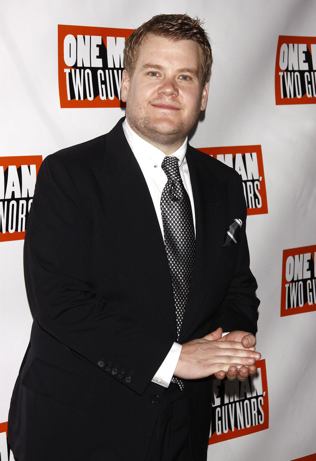 James Corden
