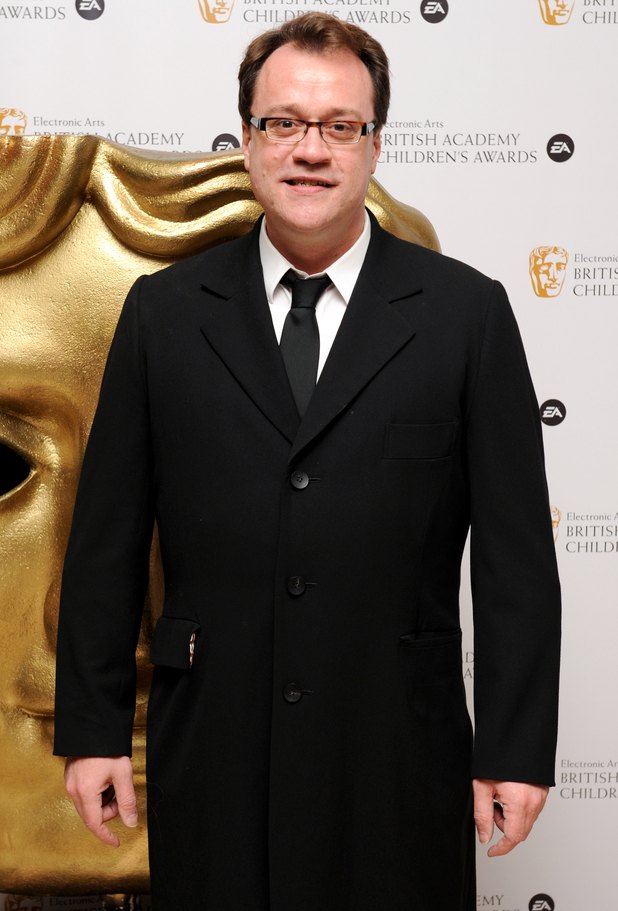 Russell T Davies - The Welsh TV producer and writer behind the BBC's revived 'Doctor Who' is 49 on Friday (April 27).