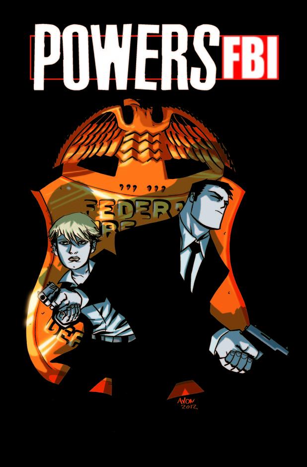'Powers: FBI' teaser