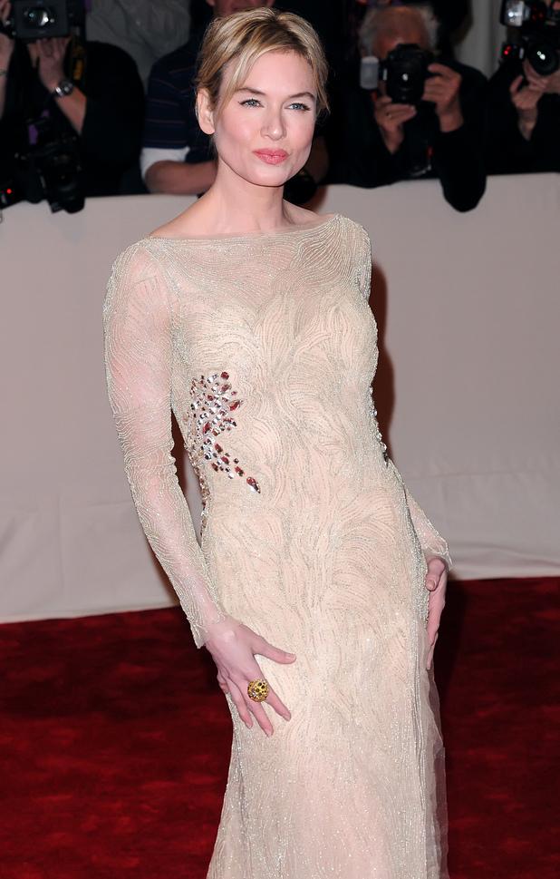 Renée Zellweger - The star of the the Bridget Jones series is 43 on Wednesday (April 25).