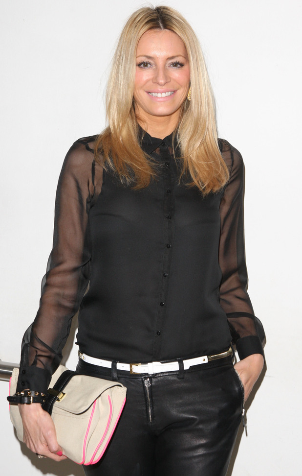 Tess Daly - The 'Strictly Come Dancing' presenter celebrates her 43rd birthday on Friday.