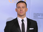 Channing Tatum 'strips off at home'